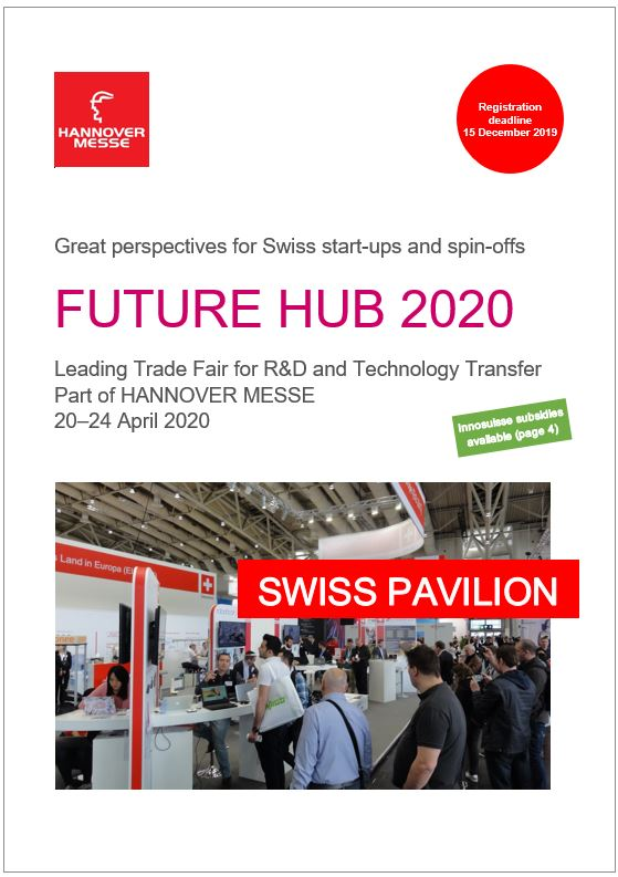 Participation kit Swiss Pavilion Future Hub 2020